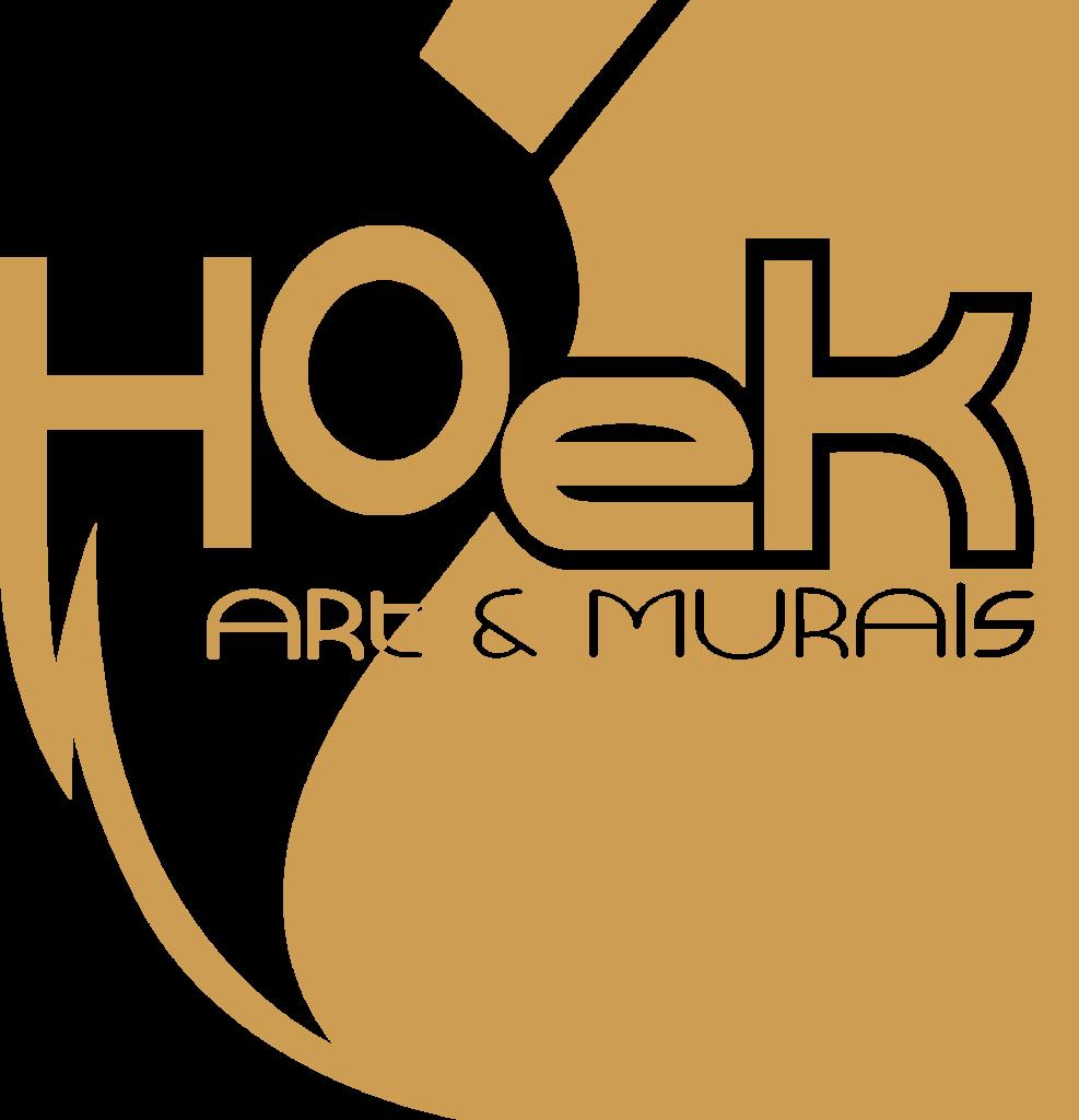 HOEK Murals logo